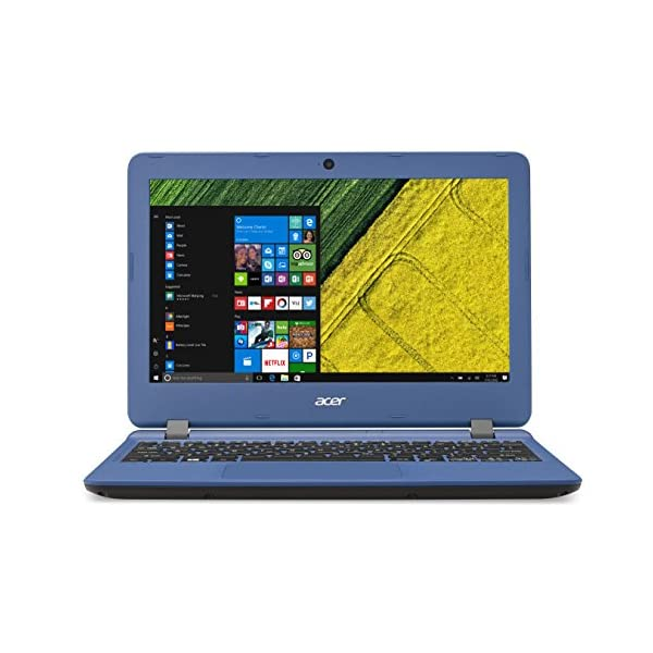 Acer Aspire ES 11 ES1-132-C4XY 11.6-Inch Notebook -(Intel Celeron N3350, 2 GB RAM, 32 GB eMMC, Intel HD Graphics 500, Windows 10 Home) 51UXntcBLTL
