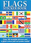 Flags of the World Sticker Book and W...