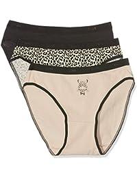 Dim Pockets, Culotte Femme, (lot de 3)