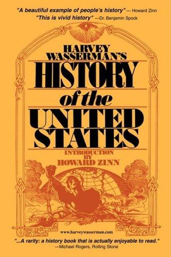 Harvey Wasserman's History of the United States by Harvey Wasserman (2004-03-26)
