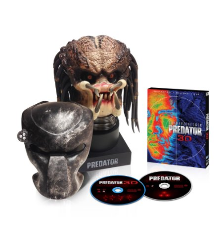 Predator 3D Ultimate Hunting Trophy (Limitiert und exklusiv bei Amazon.de) [3D Blu-ray]