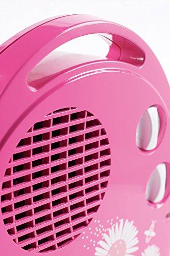 51UXuTOf2yL - Dimplex Daisy 2 KW Flat Electric Fan Heater