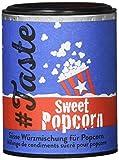 #Taste Sweet Popcorn - Süße Würzmischung mit Zucker, 1 er Pack, 96g
