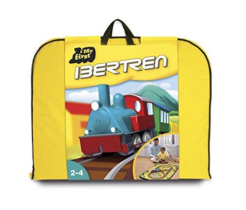 Educa Borrás My First Ibertren - Circuito de Tren para niños de 2 a 4 años (1806)