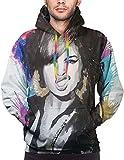 Cap clothes Men's Hoodie Amy-Winehouse Sweatshirt