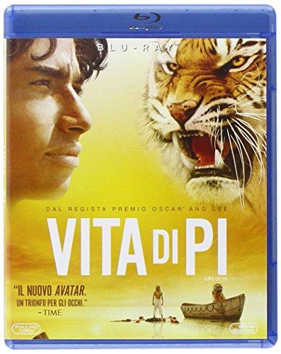 Vita di Pi [Blu-ray] [IT Import]
