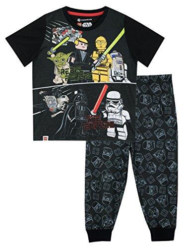 Lego Star Wars - Pijama para Niños - Lego Star Wars - 5 - 6 Años