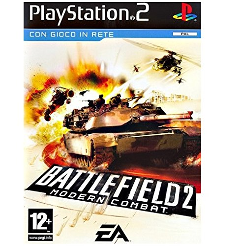 Electronic Arts - DGI03404481 - PS2 Battlefield 2 Modern Combat Platinum