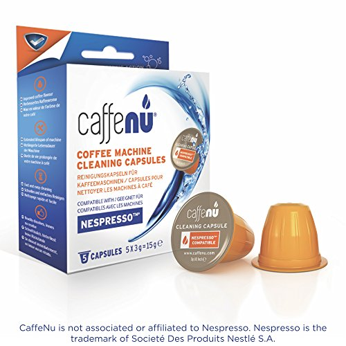 Caffenu® Reinigungskapseln thumbnail