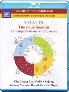 Vivaldi - The Four Seasons [Blu-ray Audio]