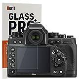 rerii Protector de pantalla de cristal templado para Nikon Df D4S D7100D7200D600D610D750D810