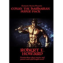Fantastic Stories Presents: Conan the Barbarian Super Pack