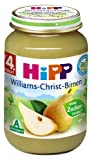 HiPP Williams-Christ-Birnen Bio, 6er Pack (6 x 190 g)