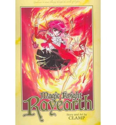 [(Magic Knight Rayearth Omnibus Edition)] [Author: Clamp] published on (July, 2011)