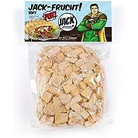"""JACK-FRUCHT PUR!""""SOFT"""", Jackfrucht, junge Jackfrucht, Jackfruit, 600 g vakuumiert, 3er Pack (3 x 600 g Beutel)"""