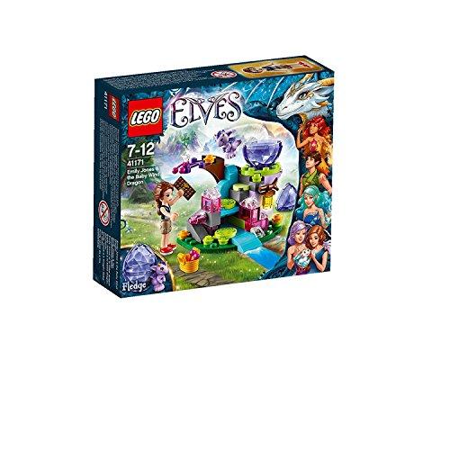 LEGO Elves 41171 - Emily Jones und das Winddrachen-Baby