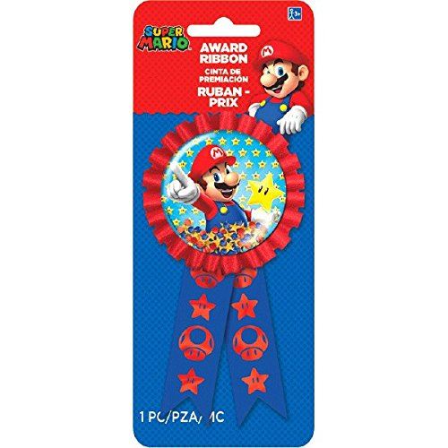211554 Award Band confettirbn Konfetti Award Super Mario ()