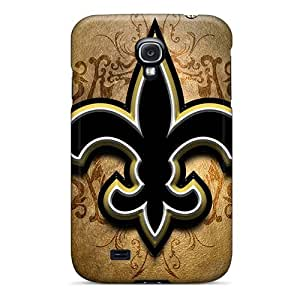 Premium New Orleans Saints Back Covers Snap On Cases For Galaxy S4