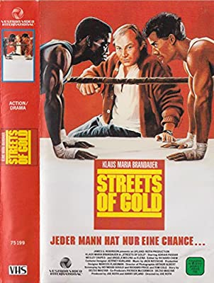 Streets of Gold [VHS]