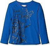 Lego Wear Jungen Langarmshirt Lego Boy Ninjago Thomas 720, Blau (Blue 569), 110