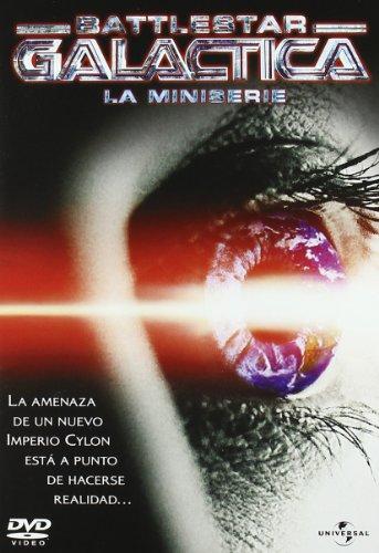 Battlestar Galactica: La Miniserie [DVD] 51UY7x5pBzL