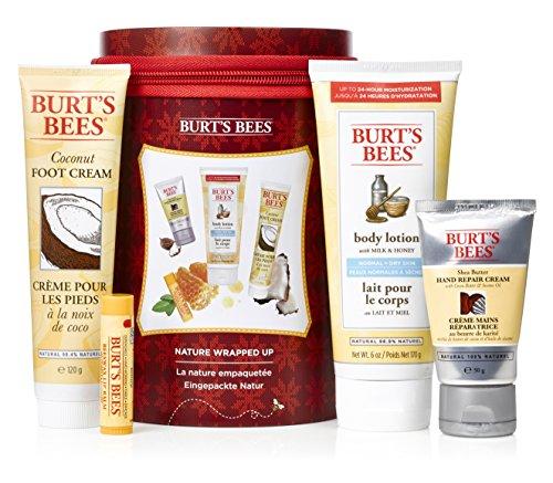 Burt's Bees Nature Wrapped Up - Geschenkset, 1er Pack (1 x 5 Stück)