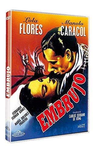 Preisvergleich Produktbild Embrujo (Import Dvd) (2014) Lola Flores; Manolo Caracol; Fernando Fernan Gomez...