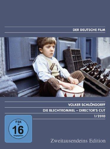 Bild von Die Blechtrommel - Director's Cut - Zweitausendeins Edition Deutscher Film 1/2010