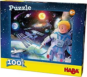 Puzzle Weltall. 100 Teile