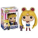 Bellenne Sailor Moon Pop Vinylfigur Actionfigur Sammelfigur - Sailor Moon und Luna