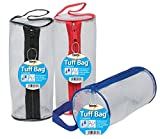 1x Tuff bag cilindro (colore casuale) & penna