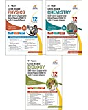 #10: 11 Years CBSE Board Class 12 Physics, Chemistry, Biology Skill-wise & Chapter-wise Solved Papers (2008 - 18) with 3 Sample Papers