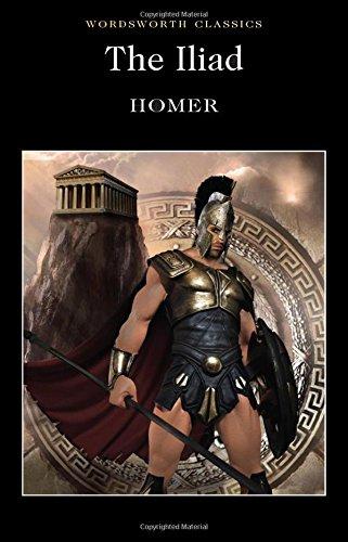The Iliad (Wordsworth Classics) por Homer