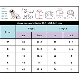 Yunt Combinaison Pyjama ou Siamois Pyjama de Loisir Avec des Impressions de Voiture pour Chien / Chat Animaux de Compagnie ( Rose, XS )