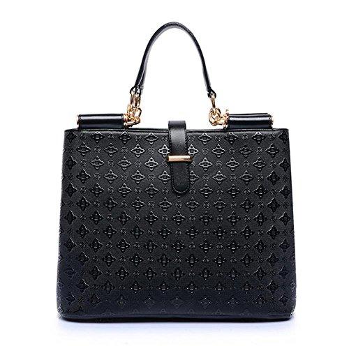 GBT Die neue bewegliche Handtaschen-Art- und Weiseschulter-Beutel Black