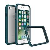 RhinoShield Coque pour iPhone 8 / iPhone 7 [Bumper CrashGuard] Housse Fine avec...