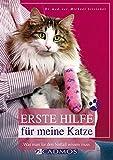 Erste Hilfe für meine Katze: Was man für den Notfall wissen muss (Cadmos Katzenbuch)