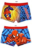 Ultimate Spiderman Boxer Shorts for Boys