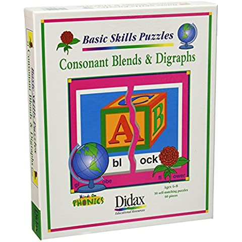 BASIC SKILLS PUZZLES BLENDS &