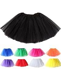 pu ran Cute Girl Princess Fancy Fluffy Dancewear Party Tutu Skirt Ballet Dance Costume