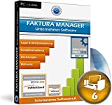 Faktura Manager Rechnungsprogramm Netzwerk Software, Server Client 6 PC