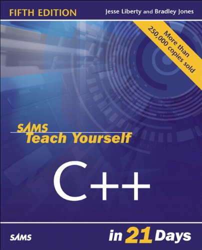 Yourself Teach C Sams (Sams Teach Yourself C++ in 21 Days)