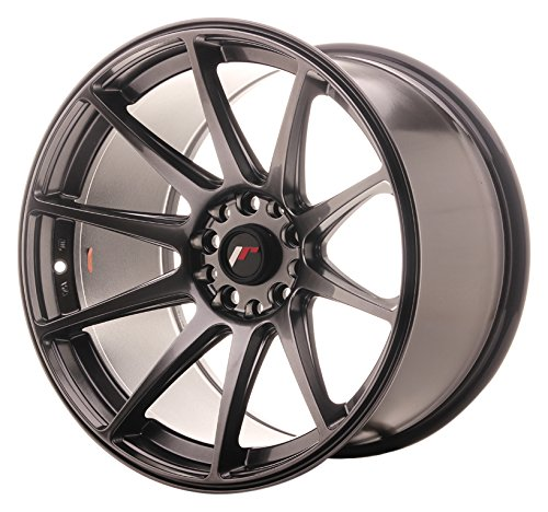 JAPAN Racing JR11 Dark Hiper 10.5 x 18 et12 5 x 114/120 jantes en alliage