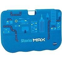 VTech - Funda Folio de plástico para Tablet Storio MAX, Color Azul (80-218549)