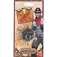 Sheriff Badge Costume Accessory