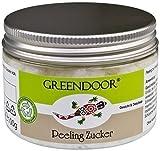 Greendoor Peeling Zucker, Gesichtspeeling & Hals, Dekolleté