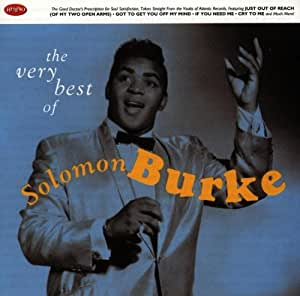 The Very Best Of Solomon Burke