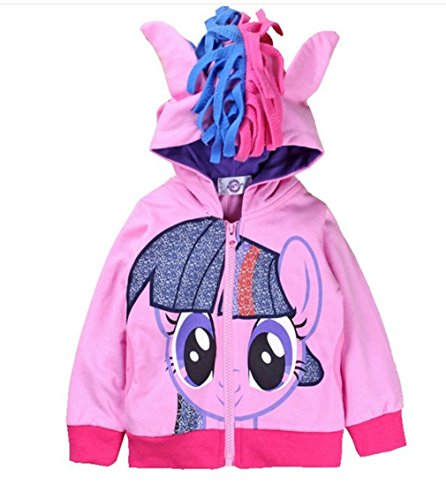 missfox-cartoon-pony-cosplay-manches-longues-zippe-sweat-a-capuche-pour-fille-d-120cm