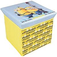 Despicable Me Minion Offizielle Film Kinder Ottoman Hocker Toy Box Aufbewahrungskiste preisvergleich bei kinderzimmerdekopreise.eu