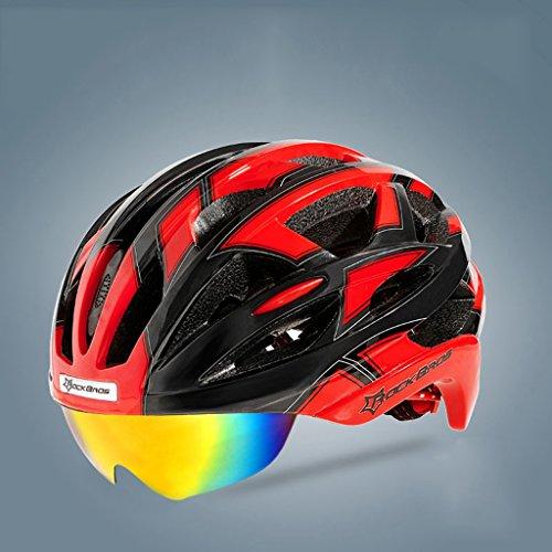 skc-casco-de-bicicleta-de-montana-casco-de-montar-unisex-gafas-de-casco-integral-skc-color-rojo-